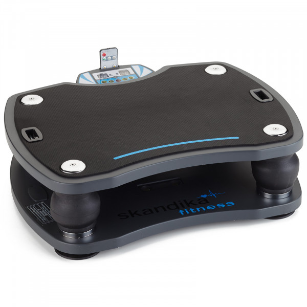 Vibrationsplatte SKANDIKA Home Vibration Plate 500 3D Vibrations Technologie Vibrationtraining