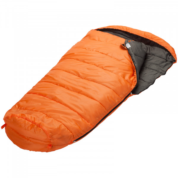 Schlafsack SKANDIKA Vegas (orange) (RV rechts)