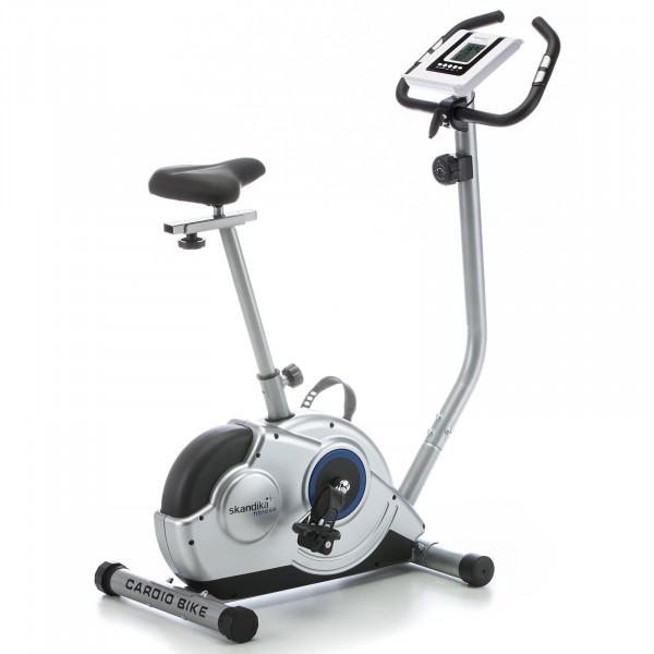 Heimtrainer skandika CardioBike Theseus Ergometer Indoor Bike