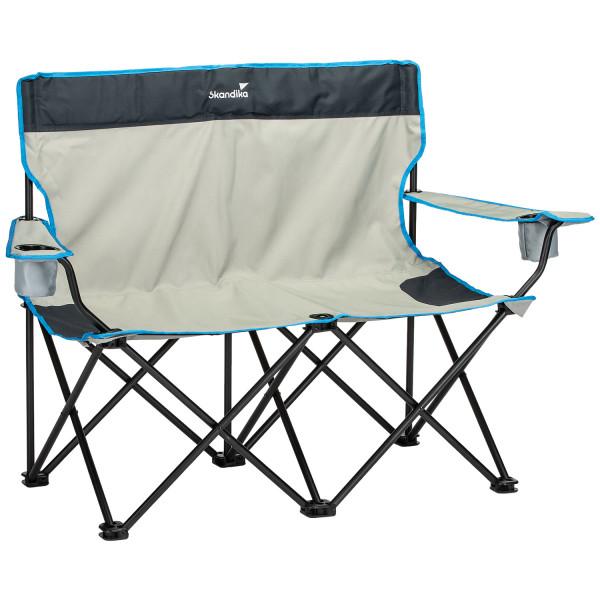 Campingstuhl SKANDIKA Double Folding Chair Klappstuhl Faltstuhl bis 200kg belastbar