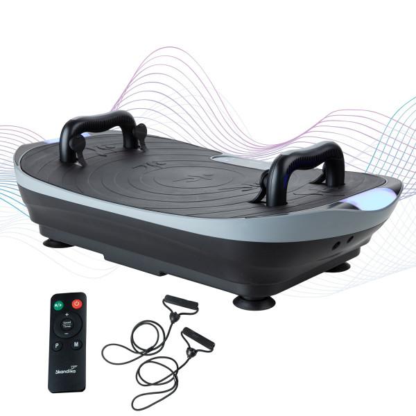 Vibrationsplatte SKANDIKA V2 (grau/schwarz)