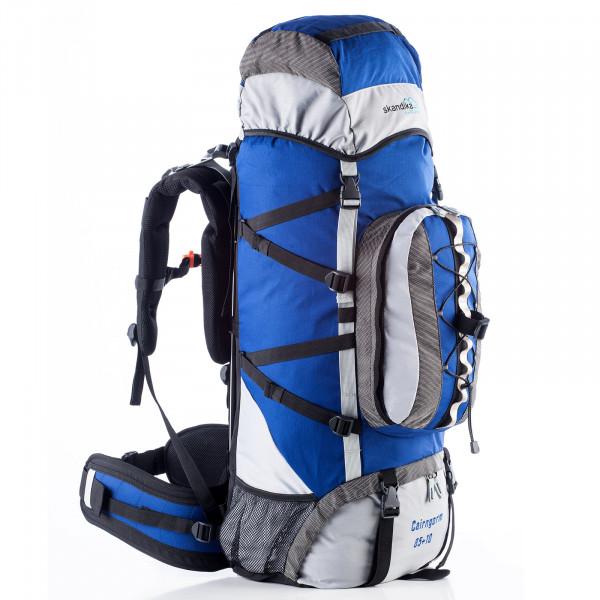 Rucksack SKANDIKA Cairngorm 85+10 (d'blau/grau)