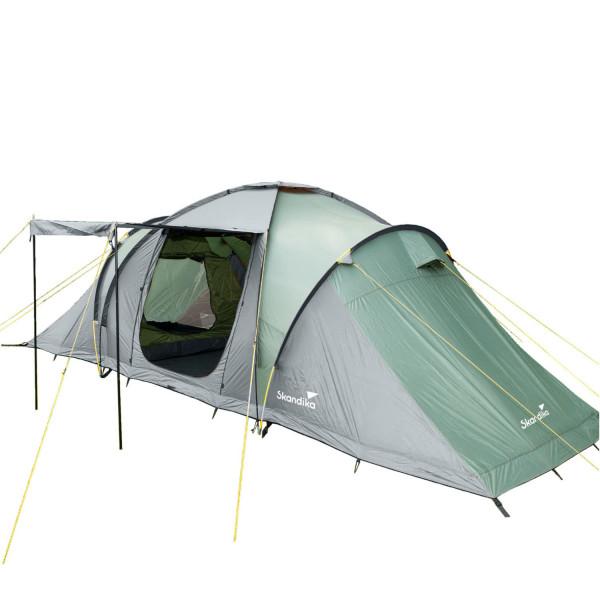 Campingzelt SKANDIKA Silverstone 6 XXL