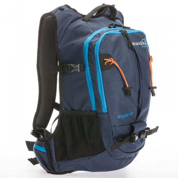 Rucksack SKANDIKA Whistler 32 (blau/orange)