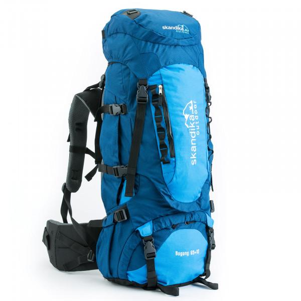 Rucksack SKANDIKA Bogong 65+10 (marineblau/d'blau)