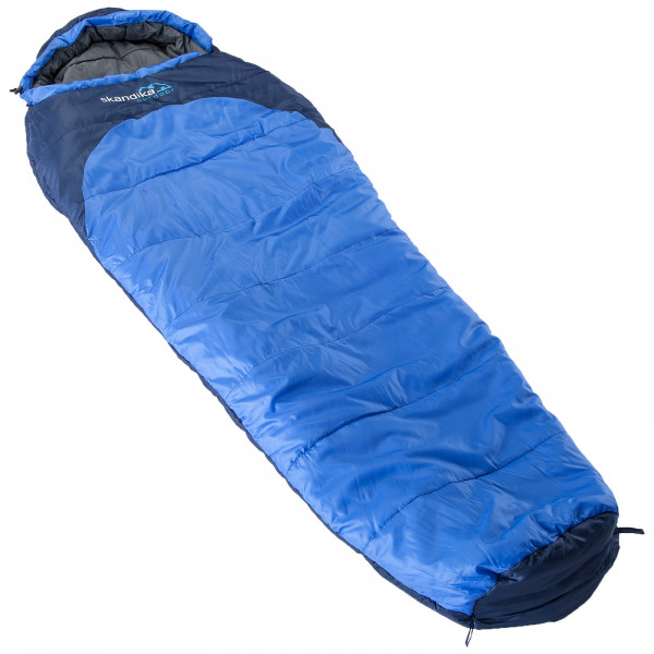 Schlafsack SKANDIKA Highland (blau) (RV links)