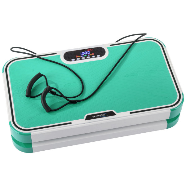 Vibrationsplatte SKANDIKA Vibration Plate 800 grün