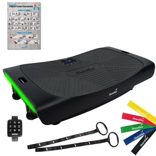 4D-Vibrationsplatte V3000 mit 3 Motoren und 40 Hz Hochfrequenz