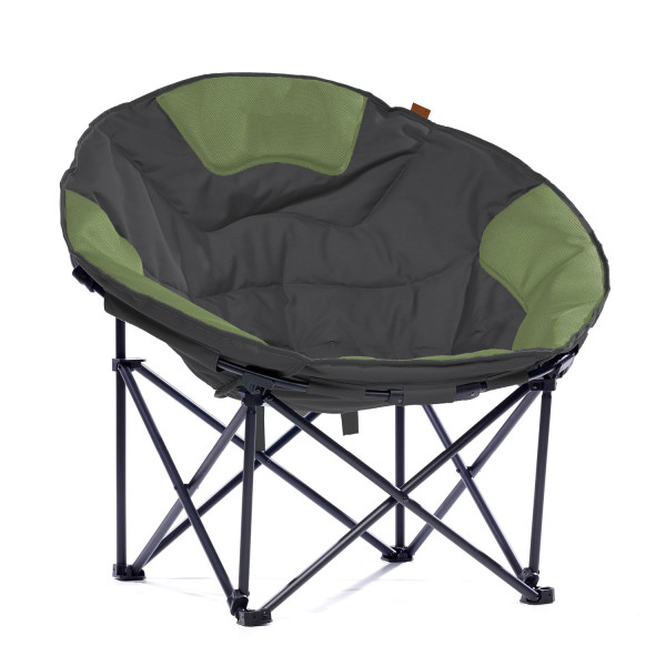 Campingsessel SKANDIKA Moonchair Deluxe XXL (grün)