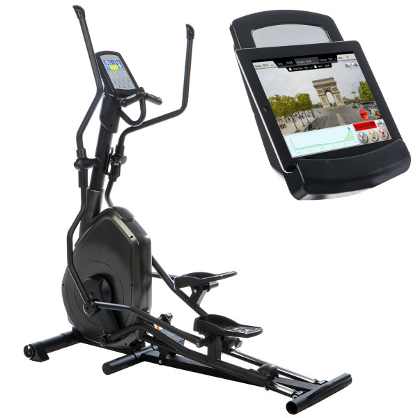 Crosstrainer skandika CardioCross Carbon Pro Advance Elliptical Trainer