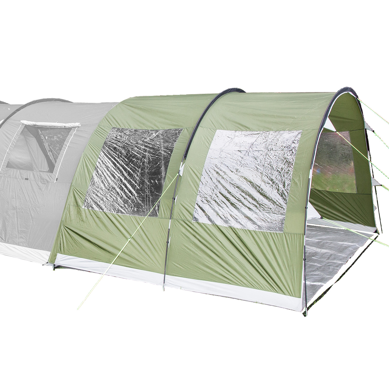 vorzelt skandika canopy gotland 5 personen gr n max trader gmbh. Black Bedroom Furniture Sets. Home Design Ideas