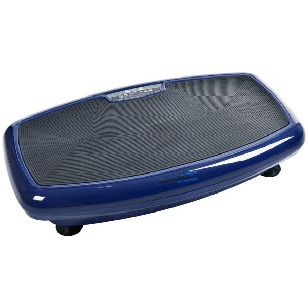 Vibrationsplatte SKANDIKA Vibration Plate 600 Vibrationsgerät Fitnessblau