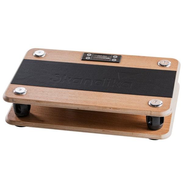 Vibrationsplatte VIRKE aus Eiche Echtholz