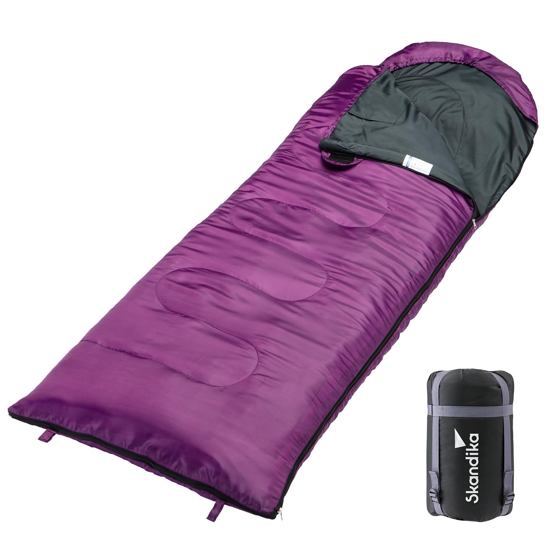 schlafsack skandika skye violett links max trader gmbh. Black Bedroom Furniture Sets. Home Design Ideas
