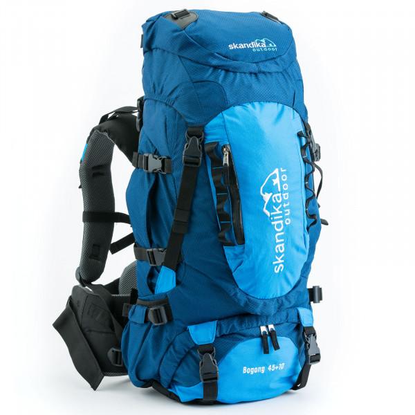 Rucksack SKANDIKA Bogong 45+10 (marineblau/d'blau)