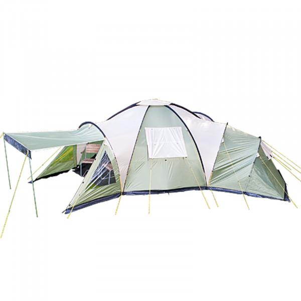 Kuppelzelt SKANDIKA Korsika 8 Mann Personen Camping Familien Gruppenzelt