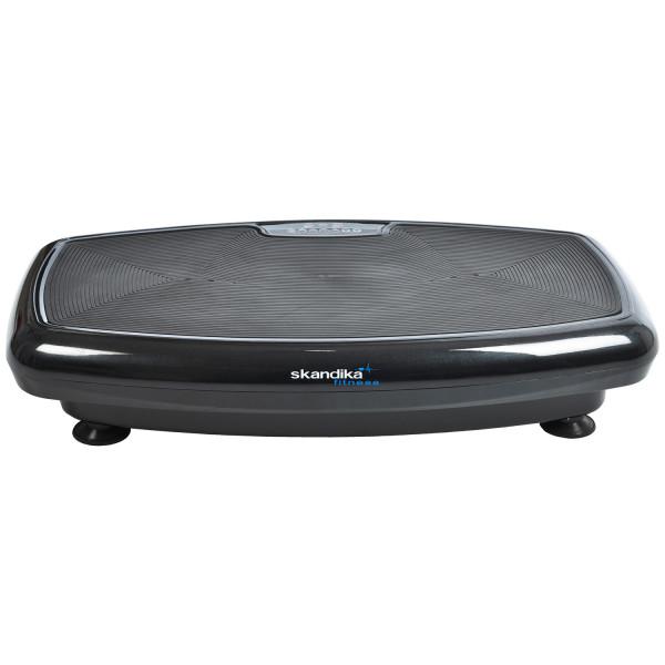 Vibrationsplatte SKANDIKA Vibration Plate 600 Vibrationsgerät Fitness schwarz