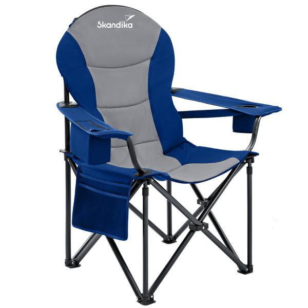 Campingstuhl SKANDIKA Relax Comfort