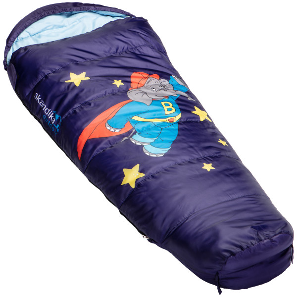 Kinderschlafsack SKANDIKA Benjamin Blümchen Junior Schlafsäcke (Stars)