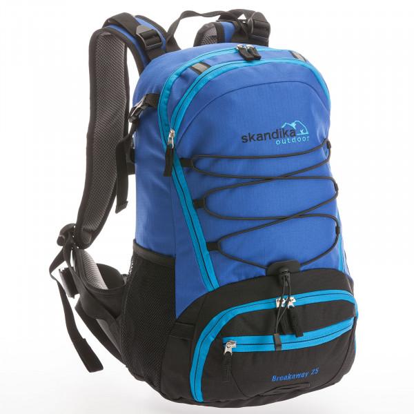 Rucksack SKANDIKA Breakaway 25 (blau/schwarz)