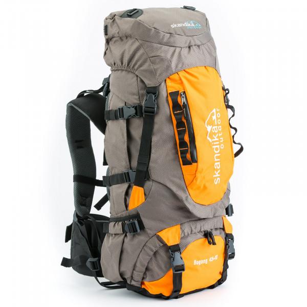 Rucksack SKANDIKA Bogong 45+10 (grau/orange)