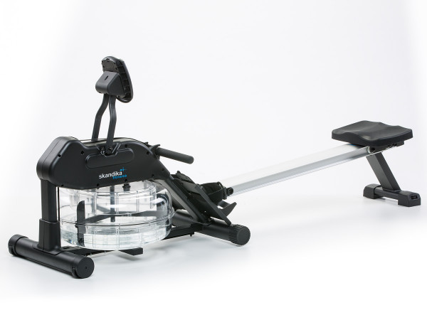 Rudergerät SKANDIKA Nemo II wasser rudermaschine rowing fitnessgerät