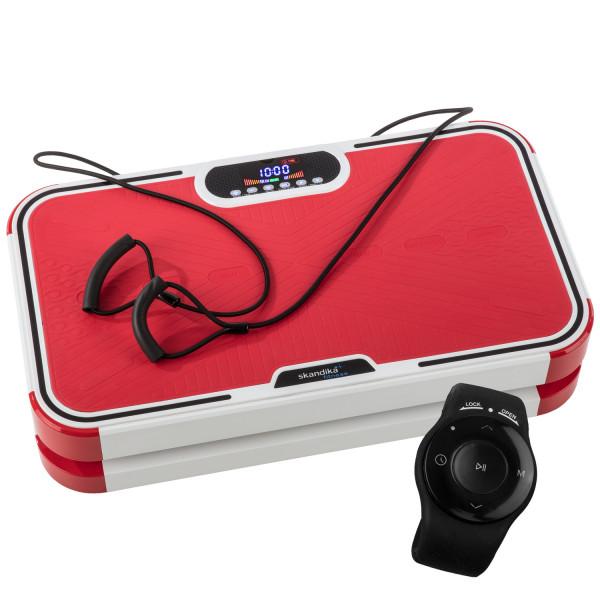 Vibrationsplatte 900 Plus, Rot
