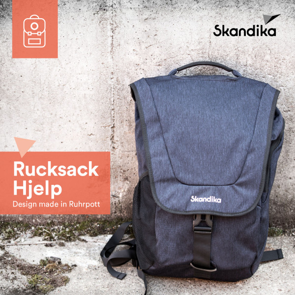 Urban Lifestyle Daypack Hjelp